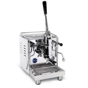 QuickMill 0987 Rapida, Handhebel Espressomaschine mit halbautomatischer Pumpen Unterstützung.