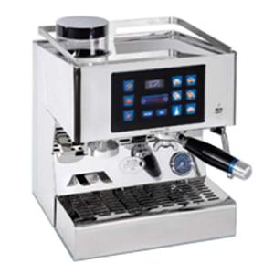 QuickMill 3235 Evolution 70, Espressomaschine mit Mahlwerk.