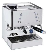 QuickMill 3135 Evolution 70, Espressomaschine mit Mahlwerk.