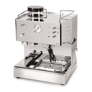 QuickMill Pegaso 3035, Espressomaschine mit Mahlwerk.