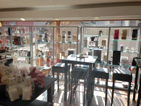 QuickMill Showroom Köln bei Caffe e Vita.